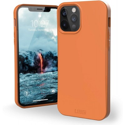 UAG Θήκη Biodegradable Outback Series Apple iPhone 12 / 12 Pro - Orange (112355119797)