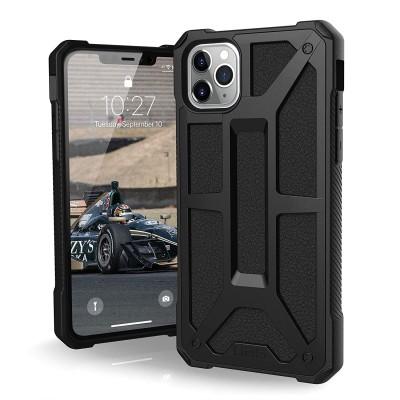 UAG Θήκη Monarch Series Apple iPhone 11 Pro Max - Black (111721114040)