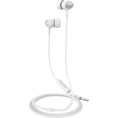 Celly UP500 Handsfree Ακουστικά - White (200-104-431)