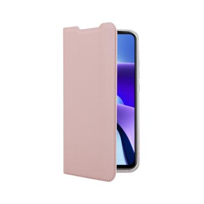 Vivid Case Book Xiaomi Redmi Note 9T Rose Gold