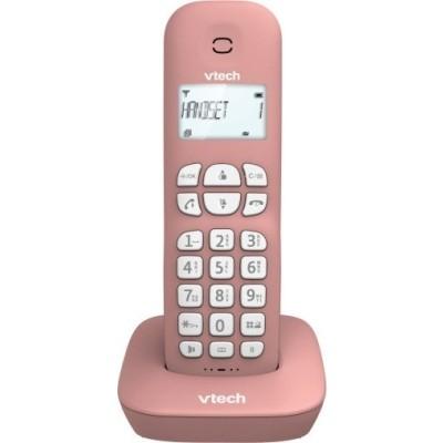 Vtech Dect CS900 - Ασύρματο Τηλέφωνο - Pink (80-0844-00-00)