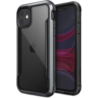 X-Doria Defense Clear Θήκη iPhone 11 -Black