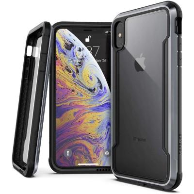 X-Doria Defense Shield Θήκη iPhone Xs Max -Black