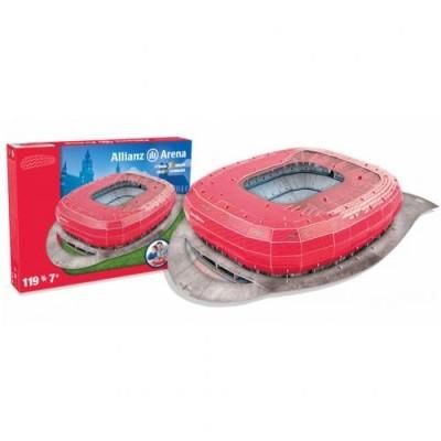 Allianz Arena 3D Stadium Puzzle 119 pcs -Επίσημο προϊόν