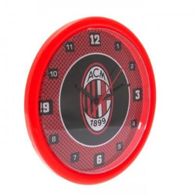 Ρολόι Τοίχου - A.C Milan επίσημο προϊόν
