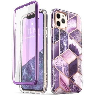 Supcase i-Blason Ανθεκτική Θήκη Cosmo iPhone 11 Pro - Purple (YX191028)