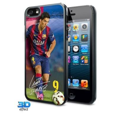 Barcelona 3D Θήκη για iPhone 5/5s Suarez