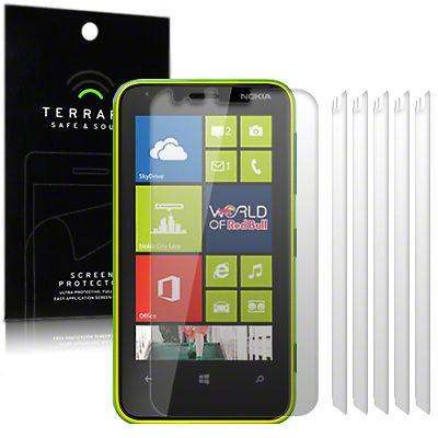 Μεμβράνη Προστασίας Οθόνης Nokia Lumia 620 by Terrapin (006-001-112)