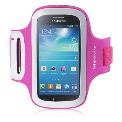 Θήκη Μπράτσου Samsung Galaxy S4 Mini by Shocksock (007-002-020)