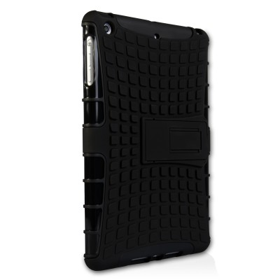Ανθεκτική Θήκη για Apple iPad  Mini 2,3 με stand  by Yousave ( 200-101-190)