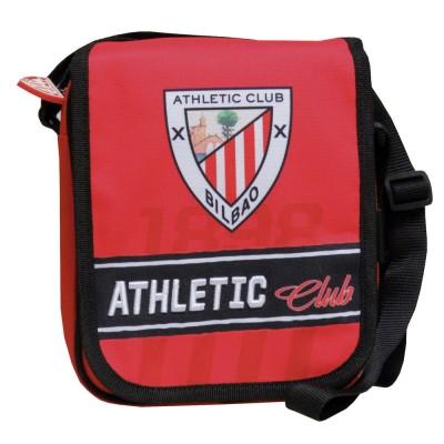 Τσαντάκι ώμου Athletic Bilbao - επίσημο προϊόν  (100-100-648)
