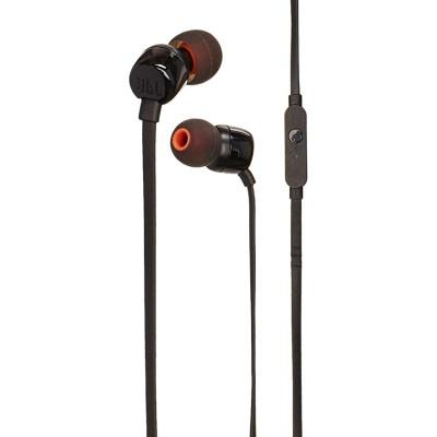 JBL Tune 110 Handsfree Ακουστικά - Black (200-104-419)