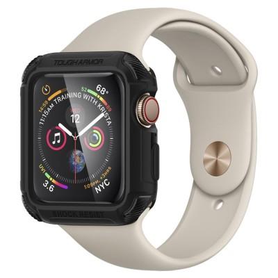 Spigen Apple Watch 4 (44mm)  Tough Armor  Black (062CS24477)
