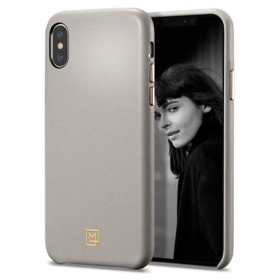 Spigen iPhone Xs Max La Manon Calin Beige (065CS25093)