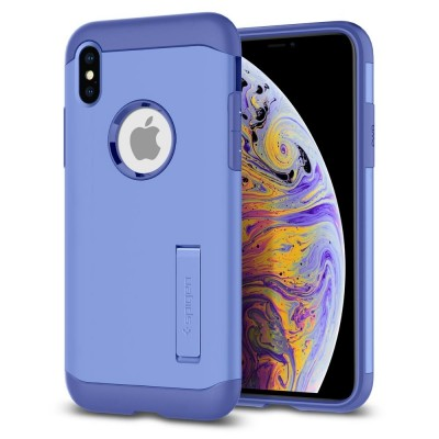Spigen iPhone Xs Max Slim Armor Violet (065CS25155)