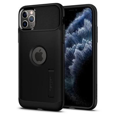 Spigen iPhone 11 Pro Max Slim Armor Black (075CS27047)