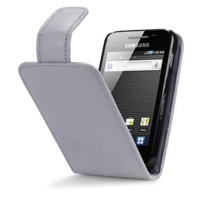 Θήκη Samsung Galaxy Ace - Πορτοφόλι by Qubits (117-002-389)