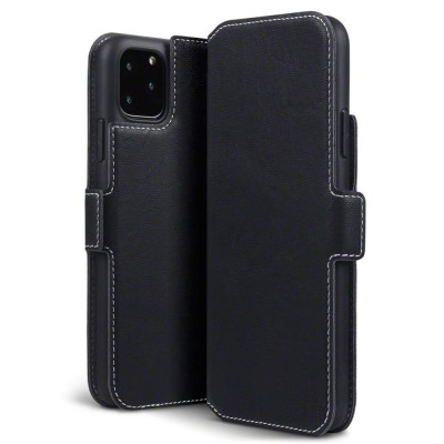 Terrapin Low Profile Θήκη - Πορτοφόλι iPhone 11 Pro Max - Black (117-131-006)