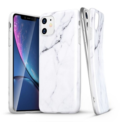 ESR IPhone 11 Soft Marble White Sierra (200-104-309)