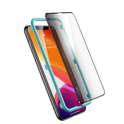 ESR Full Cover Privacy Tempered Glass iPhone X/Xs/11 Pro (With Easy Installation Kit) - (200-104-639)