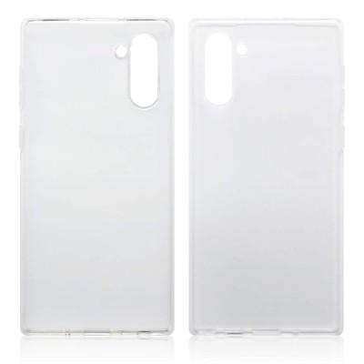 Terrapin Θήκη Σιλικόνης Samsung Galaxy Note 10 - Clear (118-002-782)
