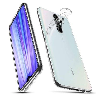 ESR Xiaomi Redmi Note 8 Pro Essential Zero Clear (200-104-763)