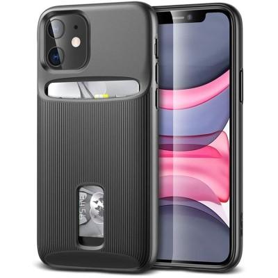 ESR iPhone 11 Wallet Armor Black (200-104-762)