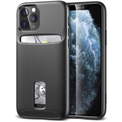 ESR iPhone 11 Pro Wallet Armor Black (200-104-761)