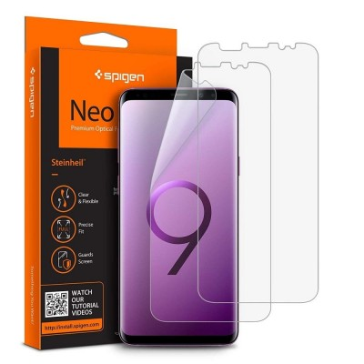 Spigen Galaxy S9 Screen Protector Neo Flex HD (592FL22815)