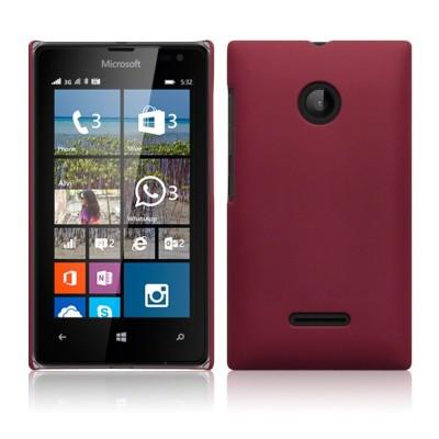 Θήκη Microsoft Lumia 532  κόκκινη by Terrapin (151-116-009)