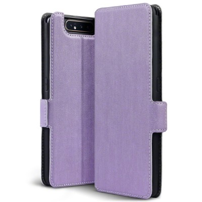 Terrapin Low Profile Θήκη - Πορτοφόλι Samsung Galaxy A80 - Purple (117-002a-161)