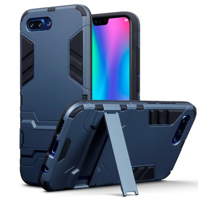 Terrapin Ανθεκτική Dual Layer Θήκη  Huawei Honor 10 - Blue (131-083-061)