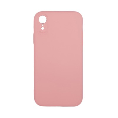 OEM Soft Touch Silicon για iPhone XR Pink ( 200-108-001)