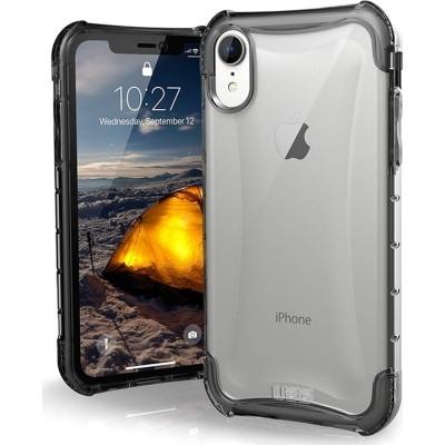 UAG Θήκη Plyo Ice Back Cover για iPhone XR Διάφανη (200-108-162)