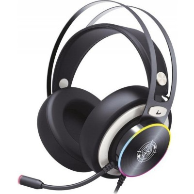 Gaming Headset Zeroground RGB USB 7.1 HD-2800G SOKUN (220057)
