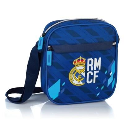 Τσαντάκι ώμου Real Madrid - Επίσημο Προϊόν (100-100-715)