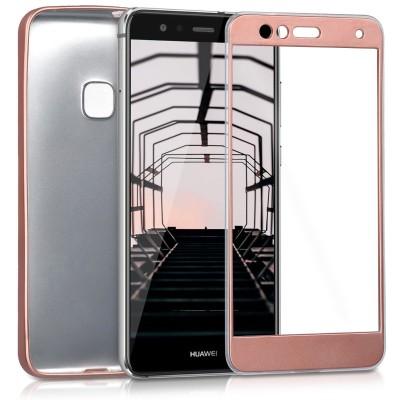 Θήκη Full Body για Huawei P10 Lite metallic rose gold by KW (200-102-471)