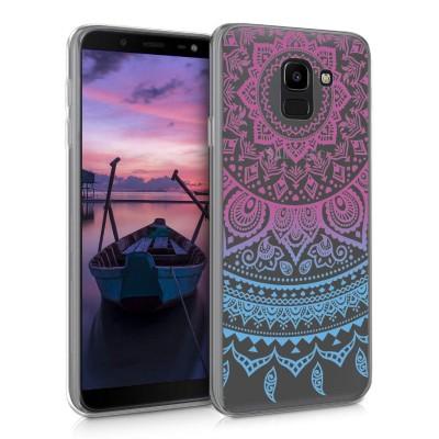 Θήκη σιλικόνης Indian Sun για Samsung Galaxy J6 (2018) by KW ( 200-103-059)