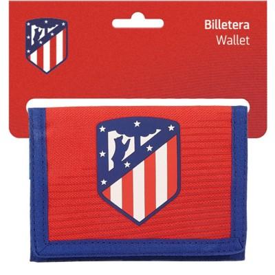 Πορτοφόλι Atletico Madrid - Επίσημο προϊόν  (100-100-658)