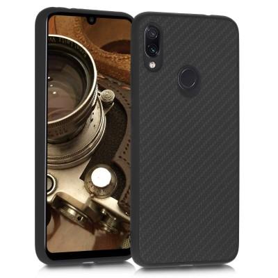 Θήκη για Xiaomi Redmi Note 7 σκληρή μαύρη by KW (200-104-160)