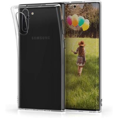 Θήκη Σιλικόνης Διάφανη για Samsung Galaxy Note 10  by KW (200-104-391)