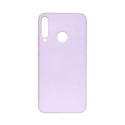 My colors Silicone Case για Huawei P40 Lite E Violet (200-108-254)