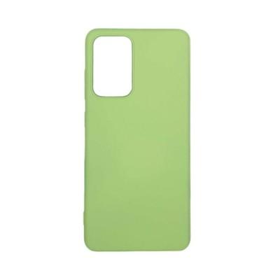 Θήκη σιλικόνης My Colors για Samsung Galaxy A52 Ανοιχτό πράσινο (200-108-245)