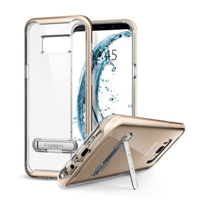 Spigen Galaxy S8+ Crystal Hybrid Gold Maple (571CS21127)
