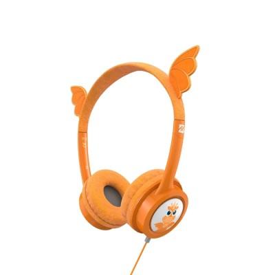 Παιδικά ακουστικά iFrogz Little Rockerz Costume with Coiled Cable & Buddy Jack - Dragon (304101848)