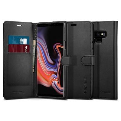 Spigen Samsung Galaxy Note 9 Case Wallet S Black (599CS24579)