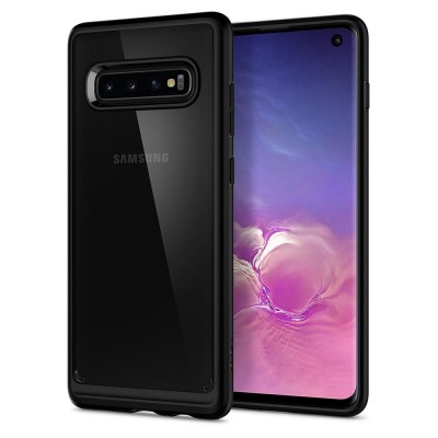 Spigen Galaxy S10+ Ultra Hybrid Black (606CS25767)