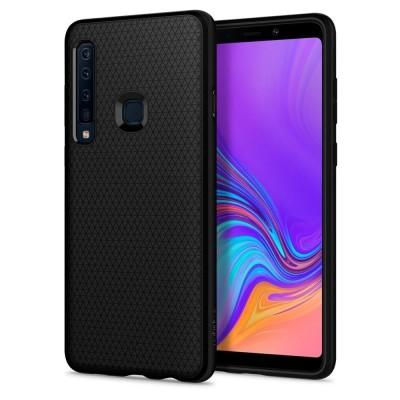 Spigen Samsung Galaxy A9 2018 Liquid Air Black (607CS25533)