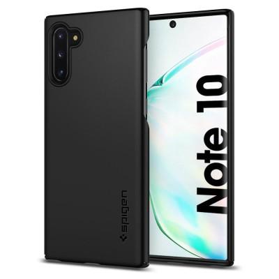 Spigen Samsung Galaxy Note 10 Thin Fit Black (628CS27368)