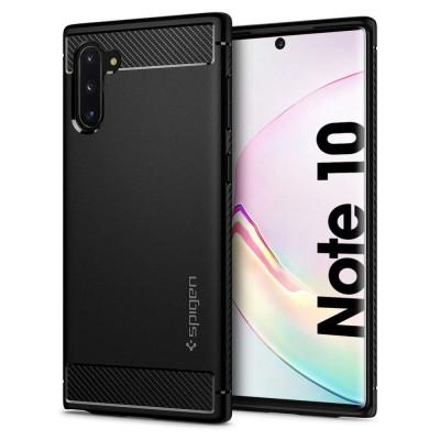 Spigen Samsung Galaxy Note 10 Rugged Armor Black (628CS27374)